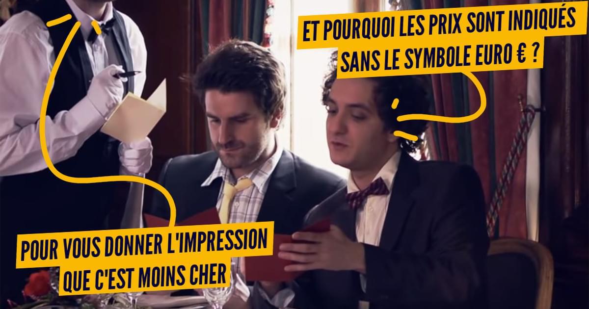 Top 10 des petites manipulations que font les restaurateurs dans leurs menus, fourberie
