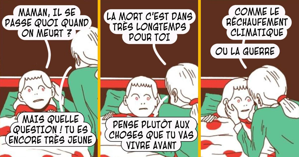 Top 6 des meilleures illustrations drôles et glauques de Jérôme Dubois