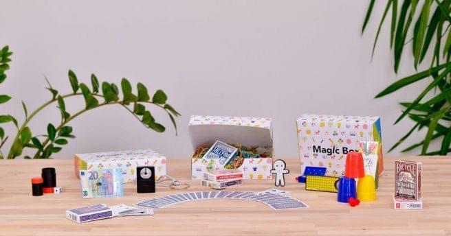 [TOPITRUC] The Magic Box, une box mensuelle pour les fans de magie