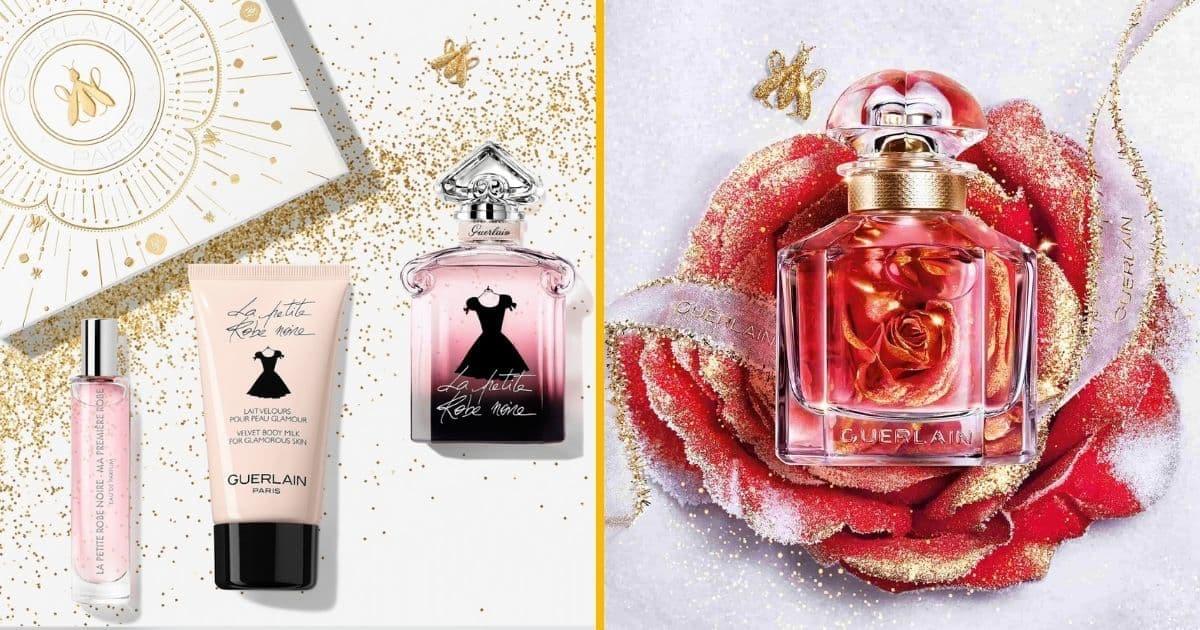 Coffrets parfum