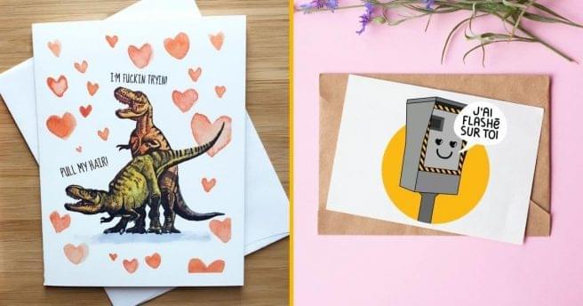 Top 30+ des cartes de Saint-Valentin originales, pour déclarer ta flamme autrement