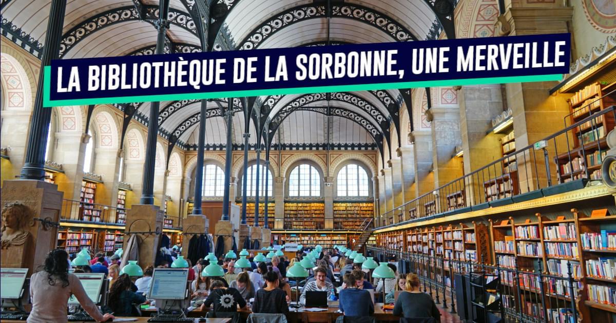 Top 10 des plus belles bibliothèques universitaires de France, les BU qui envoient du steak