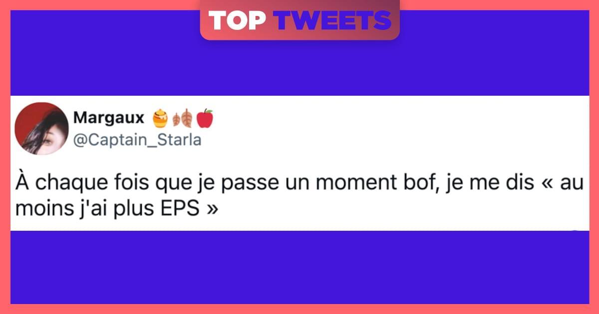 Top 12 des tweets les plus drôles sur l'EPS, vive les profs de sport