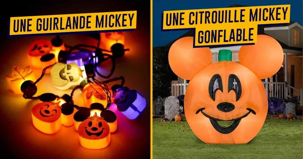 Top 30+ des objets déco Disney x Halloween les plus cools, quand le mignon rencontre l'horreur