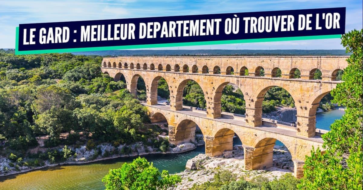 Top 10 des endroits où trouver de l'or en France, en dehors des bijouteries quoi