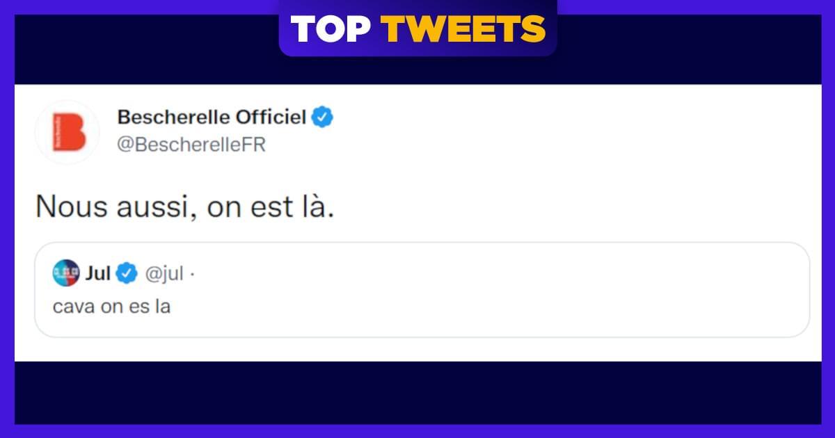 Top 18 des meilleurs tweets de @BescherelleFR, le compte qui te bâche sans faute