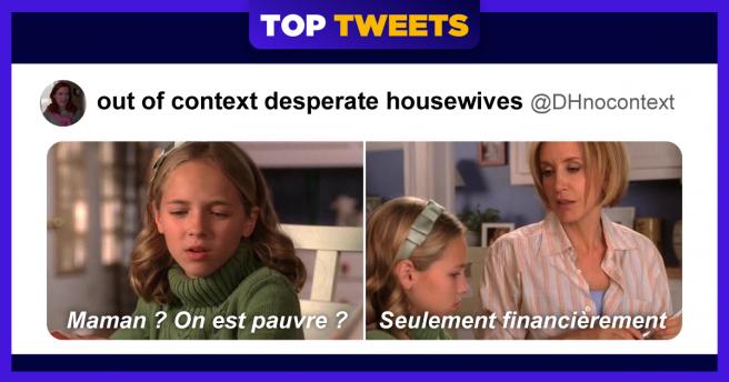 Top 30 des meilleurs moments de Desperate Housewives par @DHnocontext