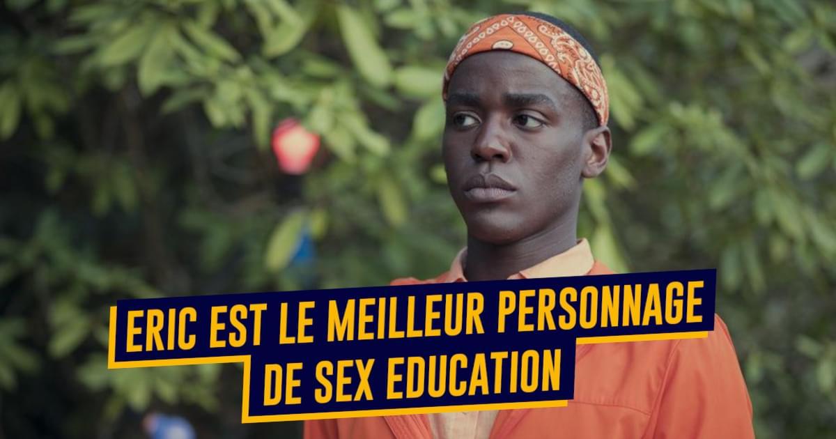 Top 10 des meilleurs personnages de Sex Education