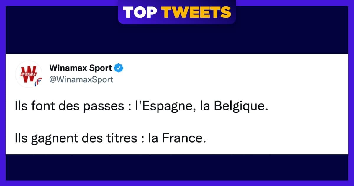 Top 32 des meilleurs tweets sur la victoire de la France face à l'Espagne, vive la Ligue des Nations