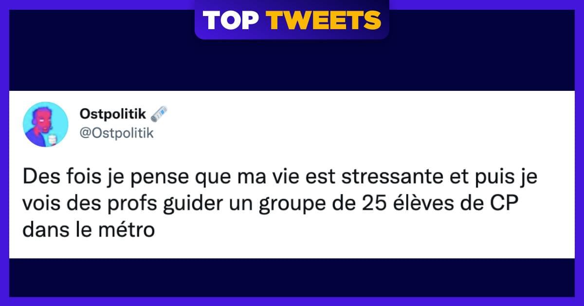 Top 30+ des tweets qui nous ont fait rire cette semaine #407